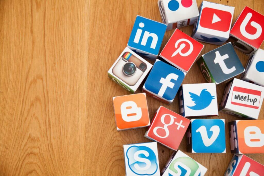 Don't forget to update your social media if you are changing your domain