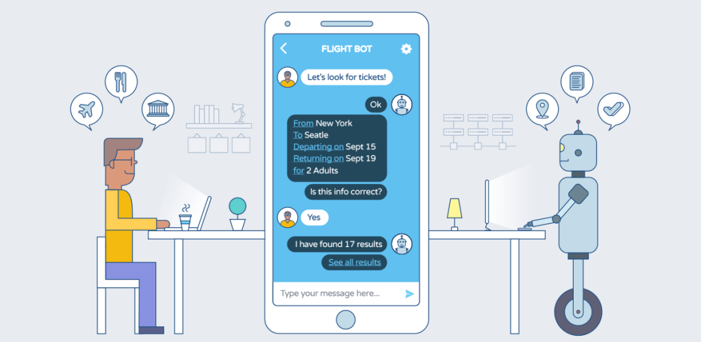 All you need to know about Facebook chatbots.