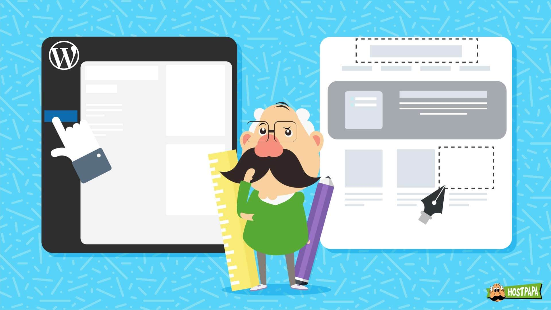 Learn what is better for you, wordpress or website builders